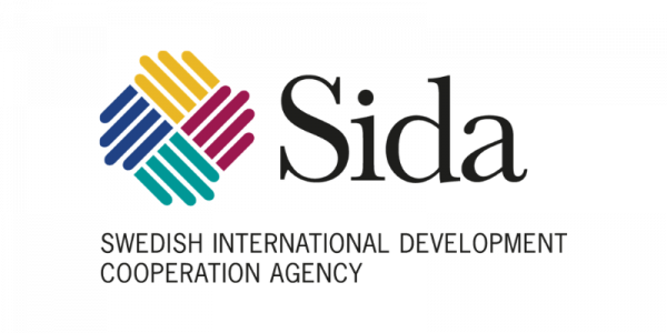 Swedish International Development Agency Logo